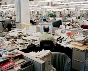 Don Sapatkin, Deputy Science & Medicine Editor, 6:44pm, 2009 © Will Steacy