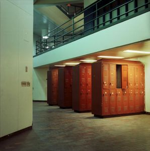 Corridor, Roxbury, Massachusetts
