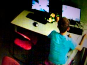 Mass Surveillance, Russian Federation, 2011. Photographic Still of Live Streaming Webcam © Gaialight