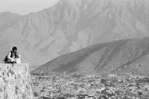 Kabul from the hills © Gigi Roccati