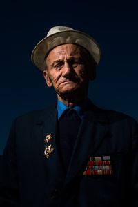 "From ""Veterans"" series"