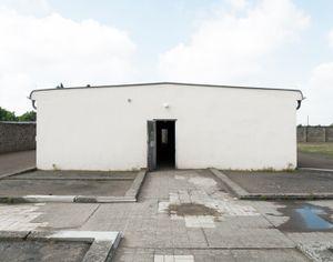 Prison, Sachsenhausen Memorial and Museum, 2016
