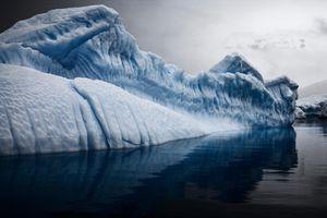 Sun-dimpled Iceberg © Camille Seaman