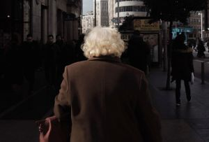 BACKS  // Old Age
