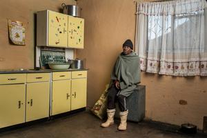 Toulang Mako - Mohale's Hoek, Lesotho 2015
