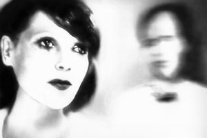Untitled #29 (Evoking Rainer Werner Fassbinder), 2003, from the series Fictitious Photographs and Filmstills from Non-existing Movies © Carine and Elisabeth Krecké