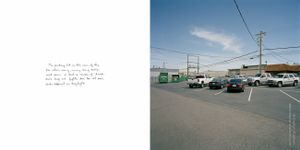 Untitled (Parking Lot-from Climbing the Ladder)