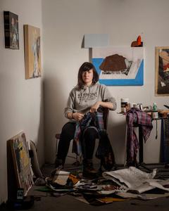 Sara Willadsen, Painter, Collagist