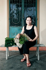 Phuong, farmer