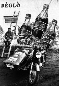 Kerecsend, 1996 © Gyorgy Stalter