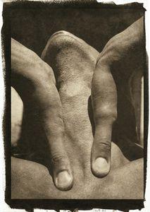 Choke, © Ernestine Ruben