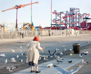 © Kyoko Hamada (United States), Birds Coney Island, from the series, I Used To Be You. Grand Prize, Portfolio Category, Lens Culture International Exposure Awards 2012