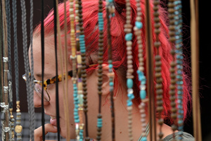 Jewelry Vendor, Amsterdam