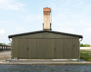 Infirmary Barracks 2 (Sachsenhausen Memorial and Museum), 2016
