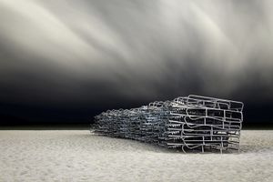 Beach Chair Stack © Jorge De La Torriente