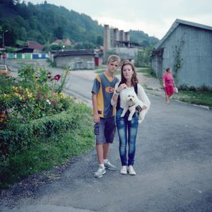 Teenagers in Petrila