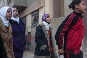 Fez ,Morocco. Sex education for young people is a taboo until now: sexual relations outside of marriage are still punishable by law. Islamic law is in fact merged with religious precepts.