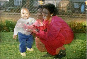 Setshwantso le ngwanaka II