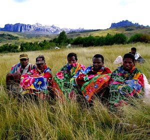 Malagasy Men, Andigintra