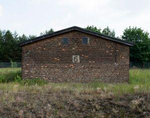 Prisoners' Barracks, Block 6, Sachsenhausen Memorial and Museum, 2016