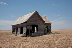 House in Wheatfield