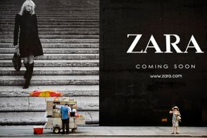 "Zara #01, from ""Coming Soon"" © Natan Dvir"
