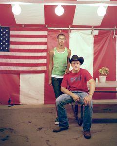 Richard Renaldi, Jeromy and Matthew, Columbus, OH, 2011 © Richard Renaldi, Paris Photo LA