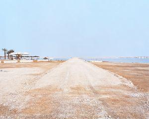 Trail, Ein Bokek, Dead Sea, 2016