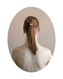 """Caresse, from """"a modern hair study"""" © Tara Bogart"""