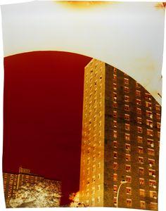 Cherry Street at Pike Slip, Manhattan, 2018