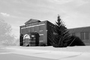 """City School, Jeffersonville, Indiana"""
