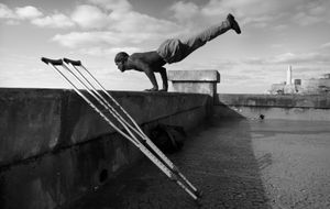 Fuerza de Voluntad © Eduardo Garcia