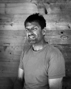 Toni Trummer / custodian of Terri Hut and mountain guide