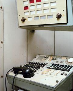 Communications Console - USSR/Ukraine