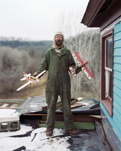 Charles, Vasa, Minnesota, 2002. From Sleeping by the Mississippi. © Alec Soth, courtesy of Science Museum