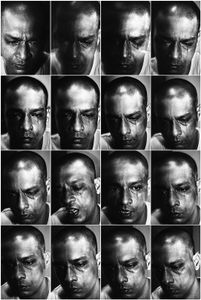 Tarek. Age 40. Duration of drug abuse 13 years. Type of Drug use:  Phensedyl Promethazine,Sleeping Pill. © Gazi Nafis Ahmed