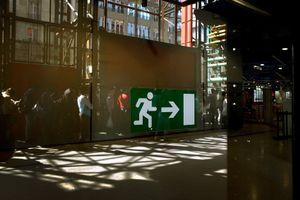 France, Centre Pompidou (Paris)  (2009-2013)  (50x75 cm, 1/10)