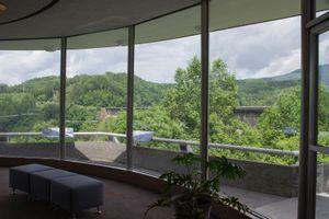 Fontana, Visitor Center © Micah Cash