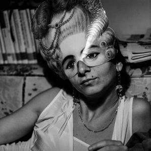 Valentina Wears a Mask