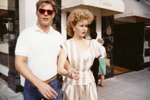 Beverly Hills #7 from the series Rodeo Drive, 1984 © Anthony Hernandez, Thomas Zander