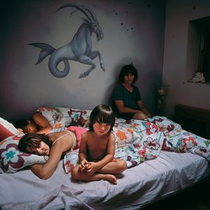 Lena, Eytan, Eric & Yakov, USA