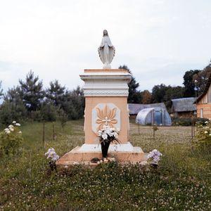 Crucifix, Merkinė, Šalčininkai district.