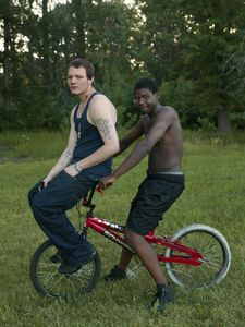 David and Juwan, Palmer Park, Detroit 2011