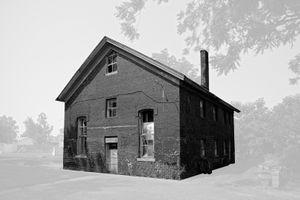 """""""South Lynn Street School, Seymour, Indiana"""""""