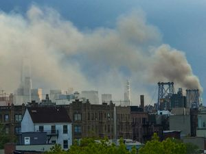 May, 15, 2017, Lower East Side Fire