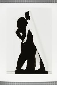 Floris Neusüss, Tango, 1983 © Floris Neusüss, courtesy the artist and Von Lintel Gallery, New York