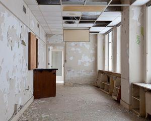 Untitled - Office Interior,