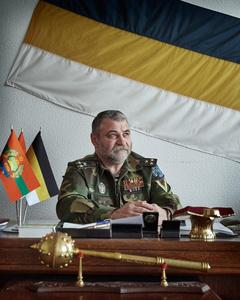 Igor Nebeygolova - KGB Colonel and Commander of the Cossack Regiment in Tiraspol