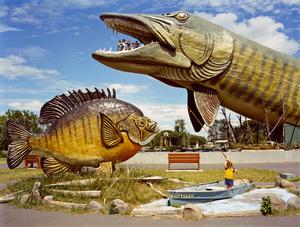 National Freshwater Fishing Hall of Fame. 1984.