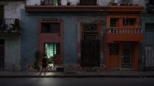 La Havana, Castro's national grief, Nov. 2016.